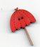 Red Umbrella button