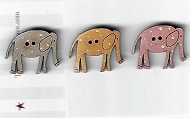 Pastel Elephants