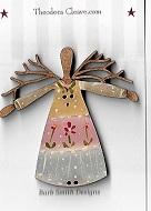 Pastel 3 tier dress Twig angel