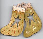 Big Green Boots (2) decorations