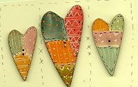 Hearts x 3 sampler