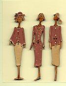 Ladies in Pink set