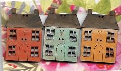 Beachfront houses #1
