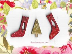 Stockings & Triangle tree