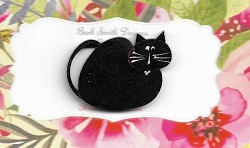 willow cat black