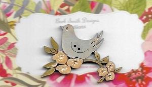 Blossom Bird Blue
