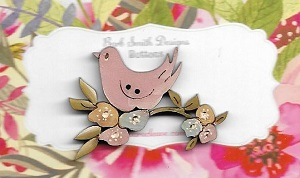Blossom Bird pink