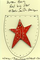 ButtonBag red star