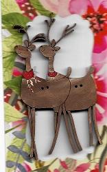 Duet deers brown
