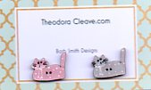 Millie Kittens Blue & Pink