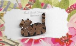 Millie tabby 3cm cat