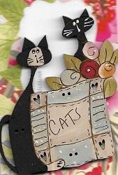Cat's Quilt
