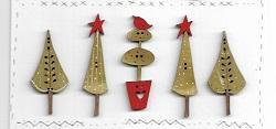 Christmas Mini Sampler Trees