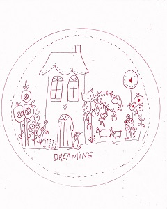 Dreaming Stitchery