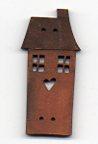 Brown Village House