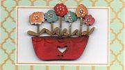 Flowers Oblong redpot