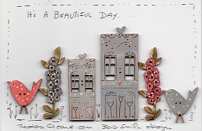 Beautiful Day Button set