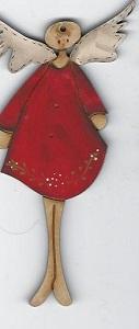 Sweet Angel Red 12 cm
