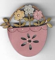 Pink Basket wearable #24