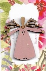 Twig Angel pink