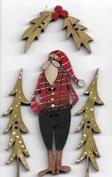 Santa Card #2