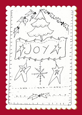 JOY Christmas Sampler