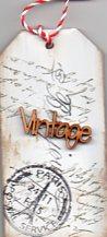 Tag Vintage