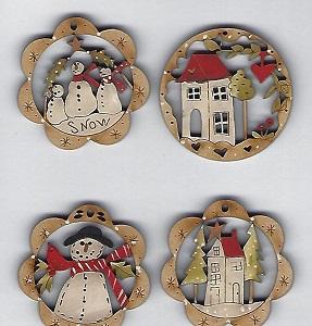 Xmas Mini Decoration #14