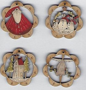 Xmas Mini Decoration #16