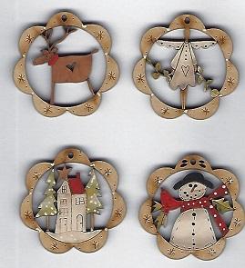 Xmas Mini Decoration #25
